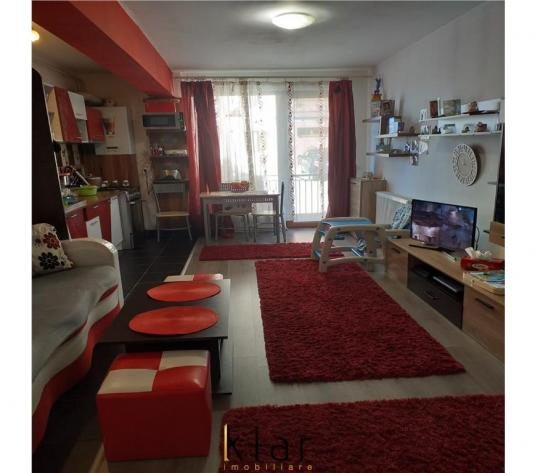 Vanzare apartament 2 camere, 48 mp, loc parcare, zona Petrom, Calea Baciului! - imagine 1