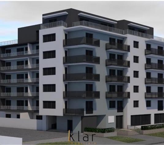 De vanzare apartament 3 camere Dambul Rotund in bloc nou - imagine 1