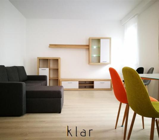 Apartament doua camere bloc nou - imagine 1