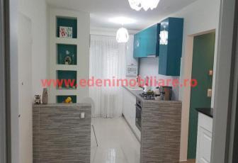 Apartament 3 camere de vanzare in Cluj, zona Manastur, 80000 eur