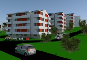 Vanzare apartamente de 2 si 3 camere cu panorama deosebita