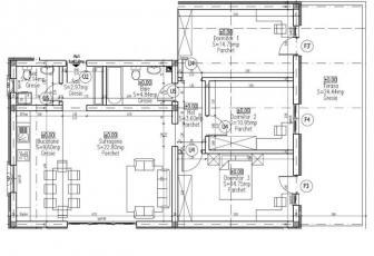 Vanzare apartamente cu 4 camere cu panorama in Borhanci