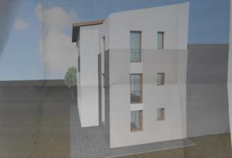 Casa solida cu Autorizatie 3 apartamente P+2 E
