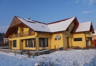 Casa deosebita Gheorgheni teren 1000 mp