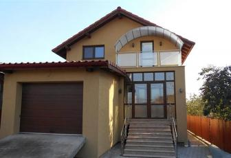 Casa noua cu finisaje frumoase, 500 mp teren