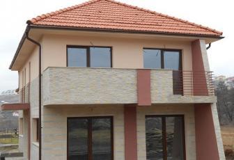 Casa individuala cu 400 mp teren