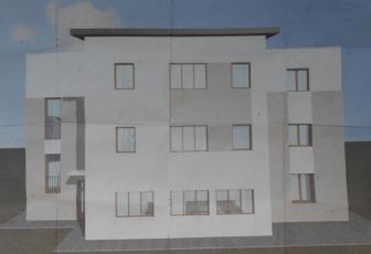 Vanzare teren cu Autorizatie de Construire P+2E in Gheorgheni