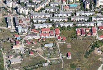 Teren constructii ansamblu rezidential, cartierul Manastur !