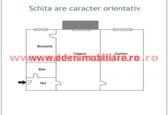 Apartament 2 camere de vanzare in Cluj, zona Manastur, 46000 eur