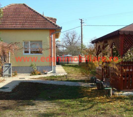Casa/vila de vanzare in Cluj, zona Jucu de Mijloc, 95000 eur