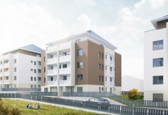Apartament 3 camere bloc nou Buna Ziua - Cluj-Napoca